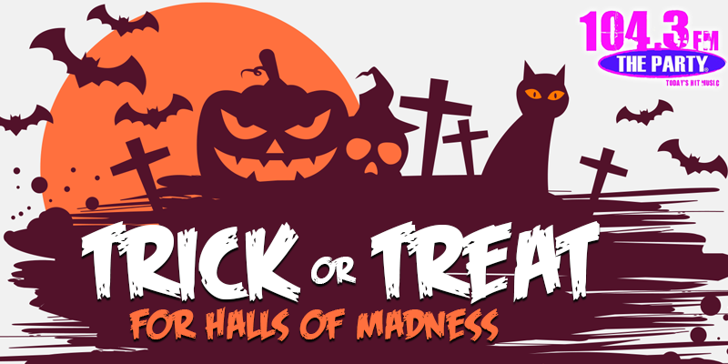 Trick or Treat for Halls of Madness