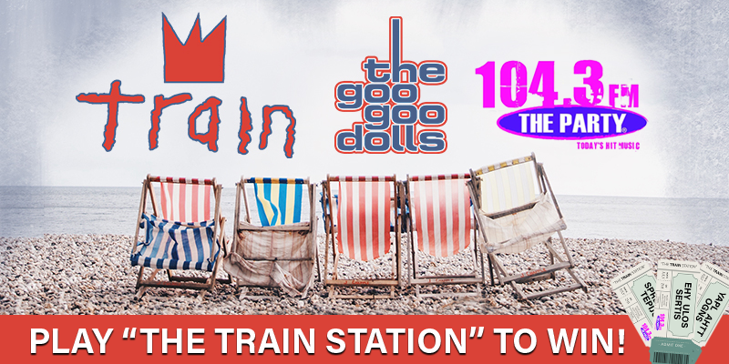 Feature: https://www.1043theparty.com/2018/11/12/the-train-station-train-ticket-giveaway/