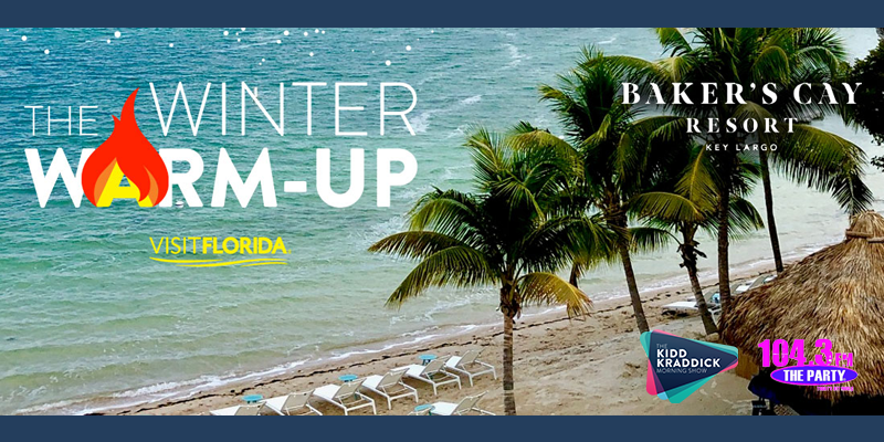 KiddNation's Winter Warm-Up | 104 3 The Party