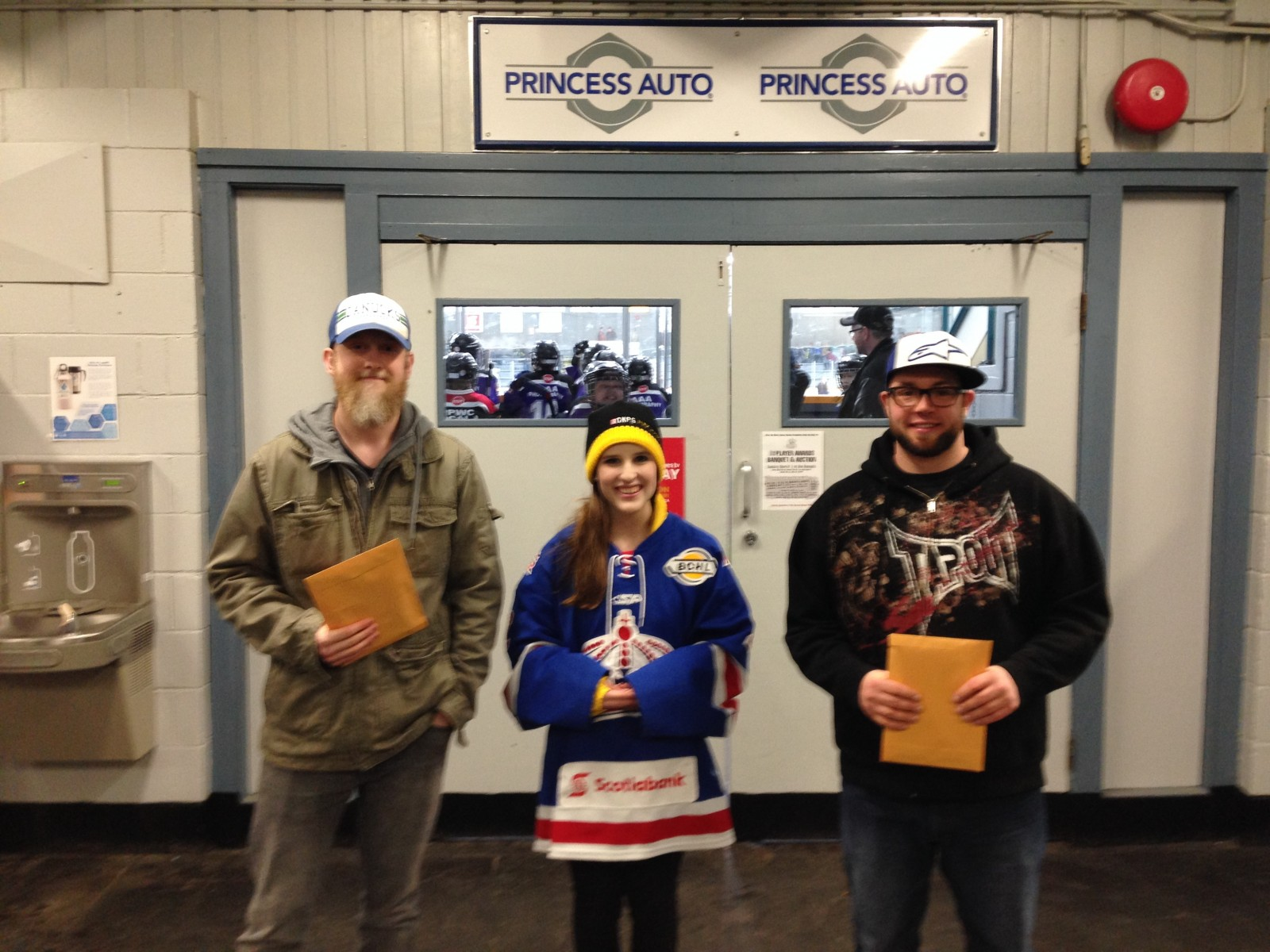 FunChaser @ Spruce Kings Game