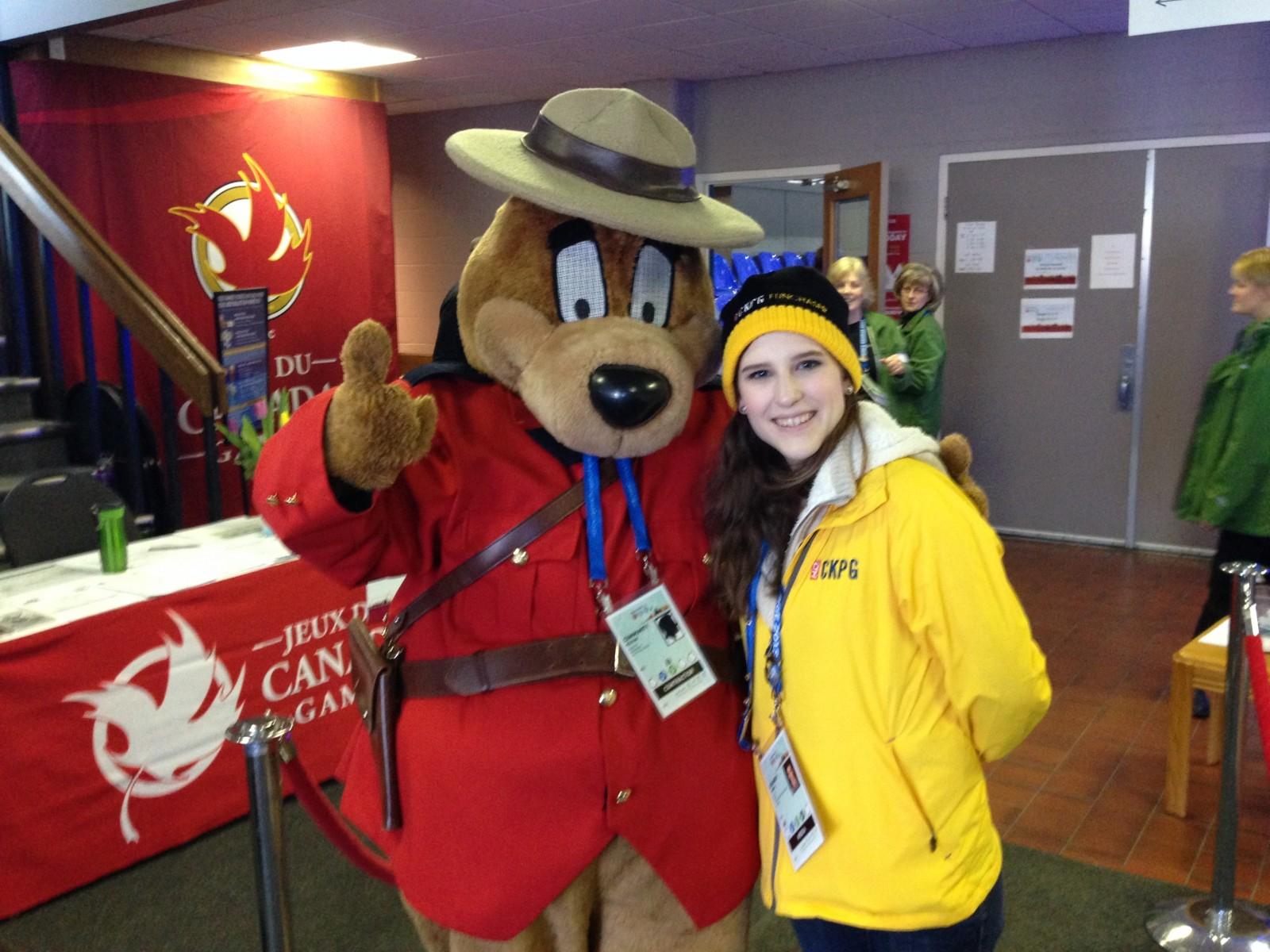 FunChaser @ Curling Bronze Medal Game