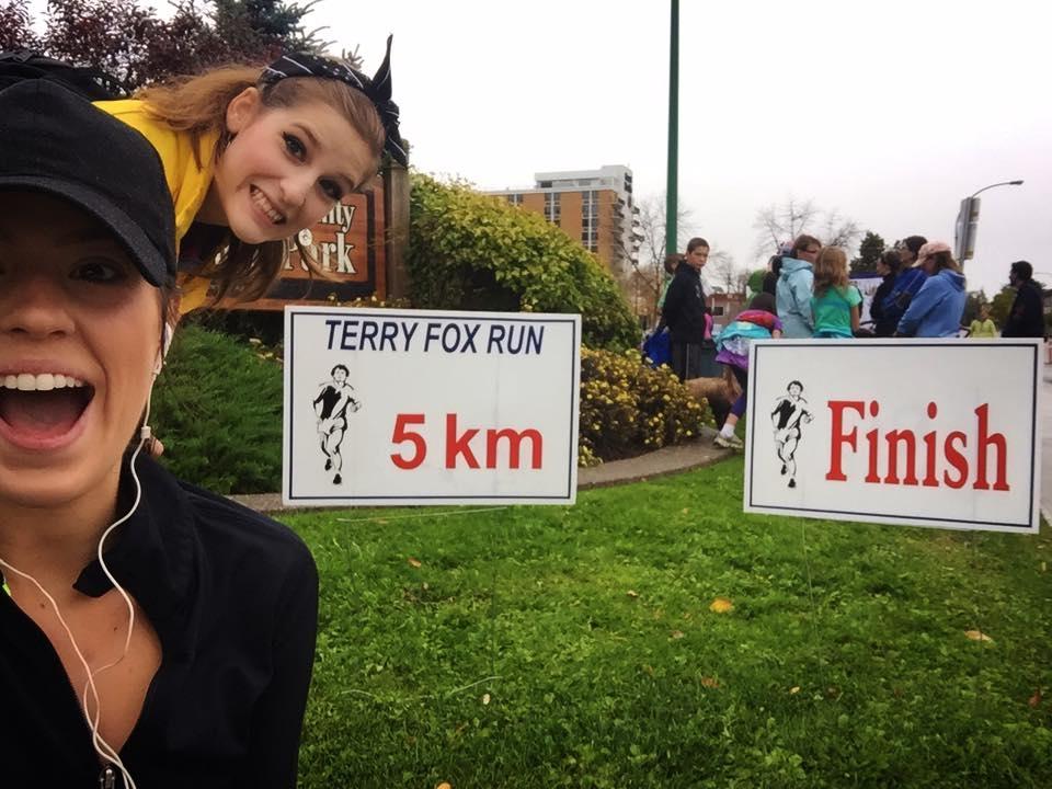 FunChaser @ Terry Fox Run 2015
