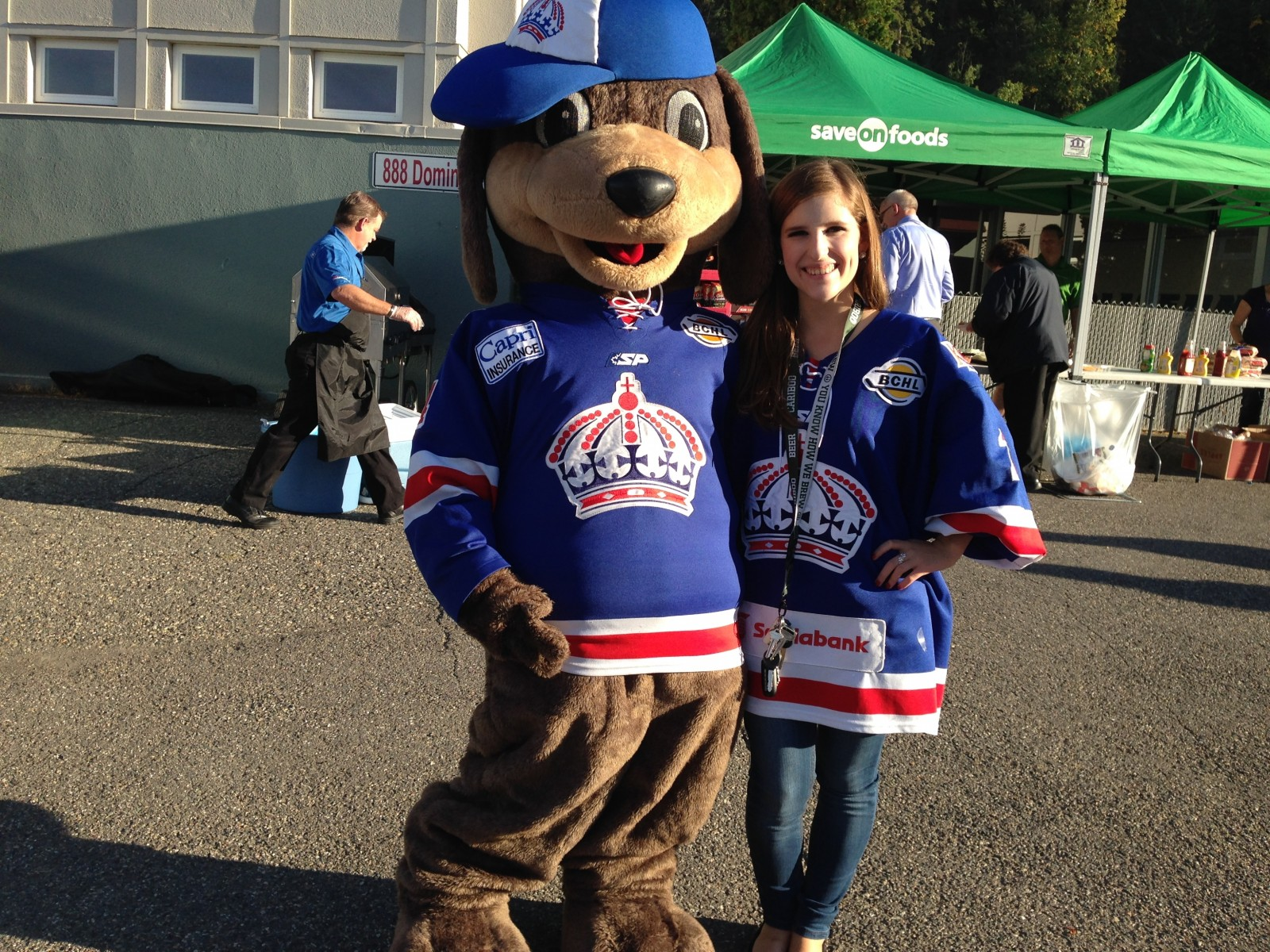 FunChaser @ Spruce Kings Home Opener