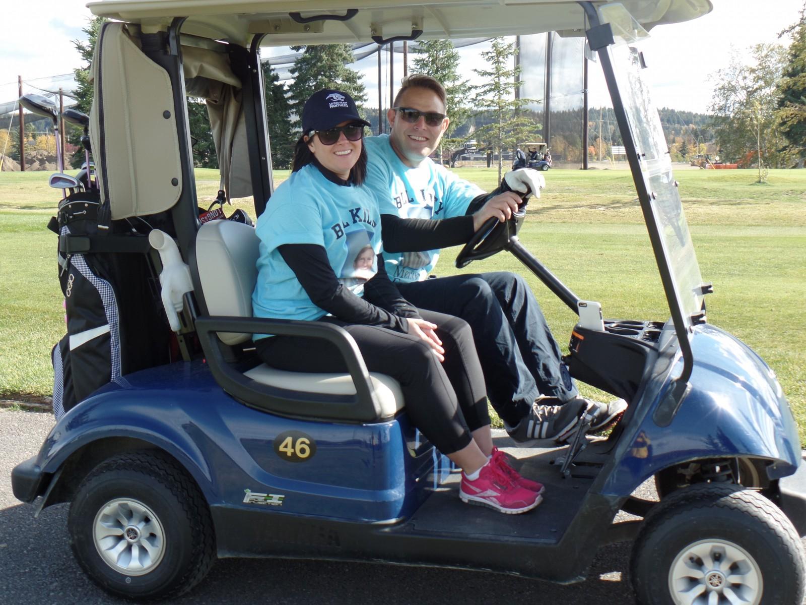 FunChaser @ Bill Kilbey Memorial Golf Tournament