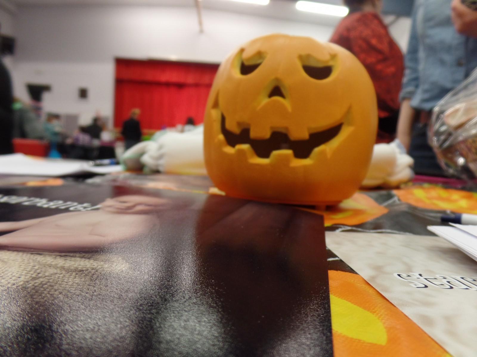FunChaser @ Harwin Elementary's Haunted Halloween
