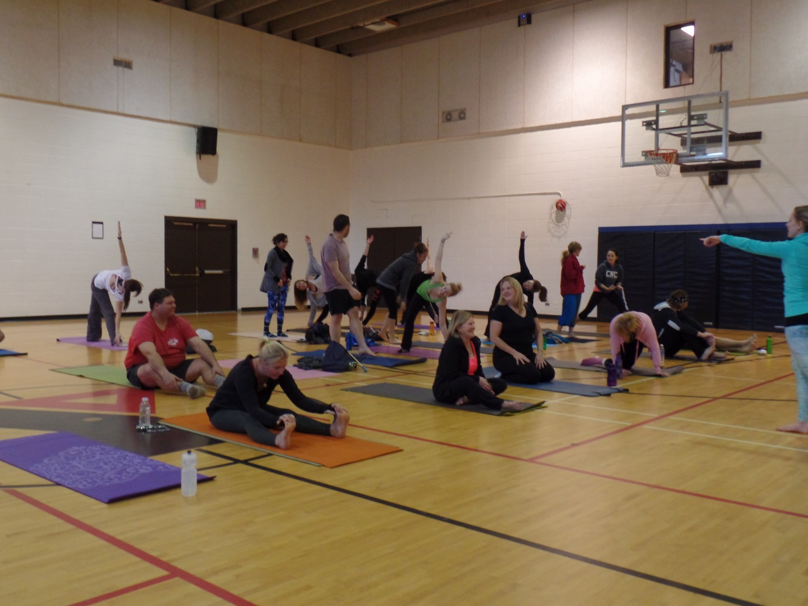 FunChaser @ Yoga for Peace