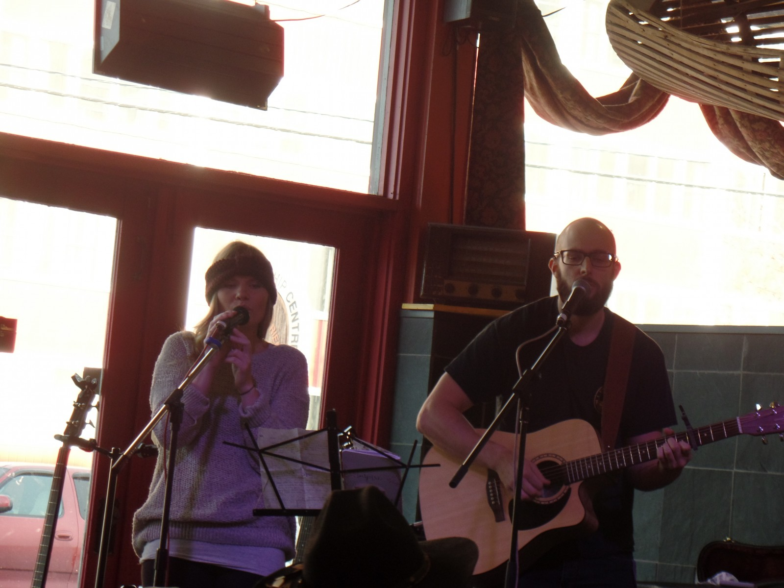 FunChaser @ Coffeehouse Sunday's at Books and Company