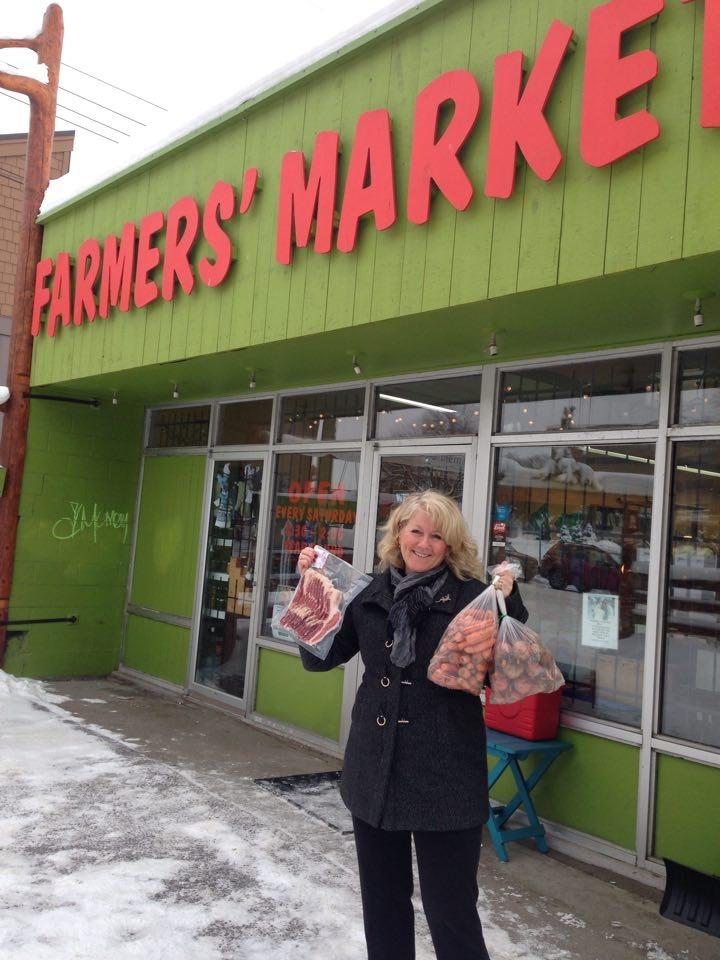 FunChaser @ Farmer's Market