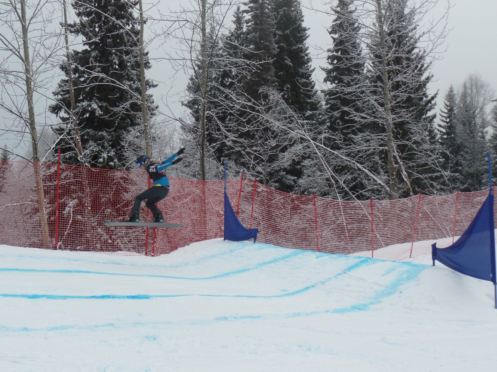 FunChaser @ Nor-Am Snowboard Cross Competition