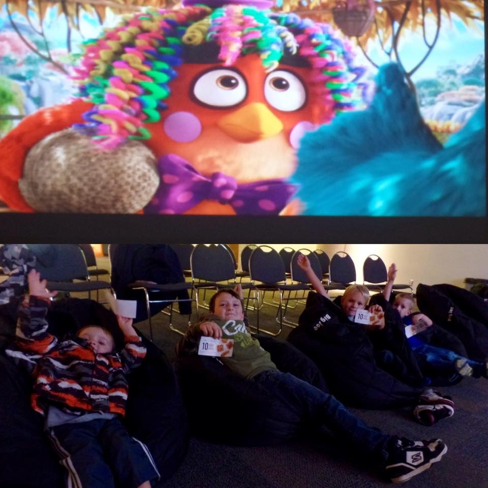 FunChaser @ Public Library Family Movie