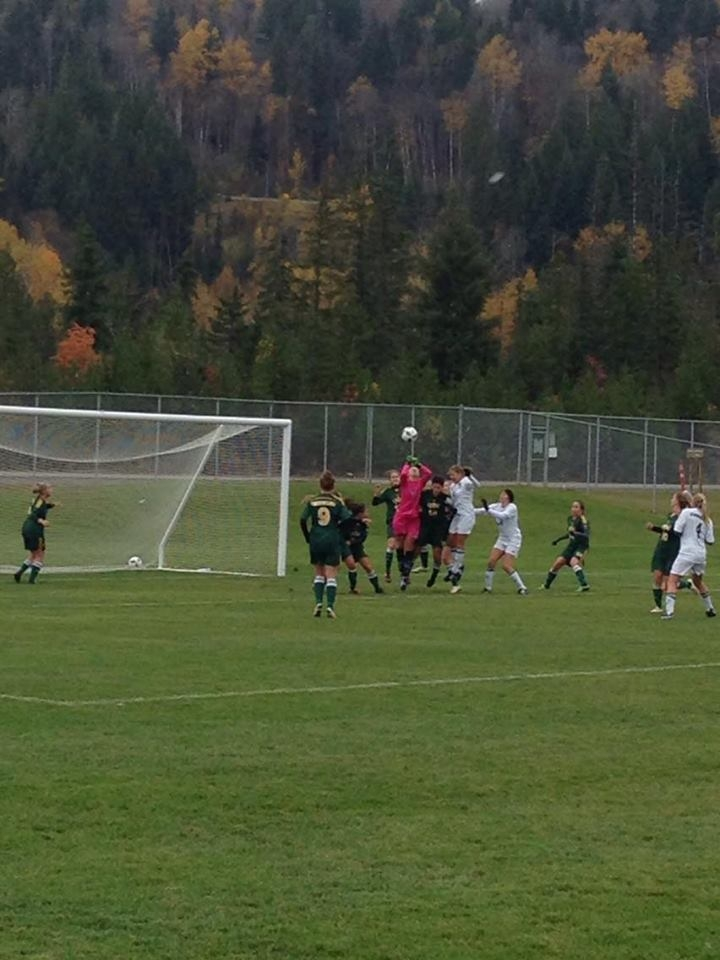 FunChaser @ UNBC Timberwolves Women's Soccer