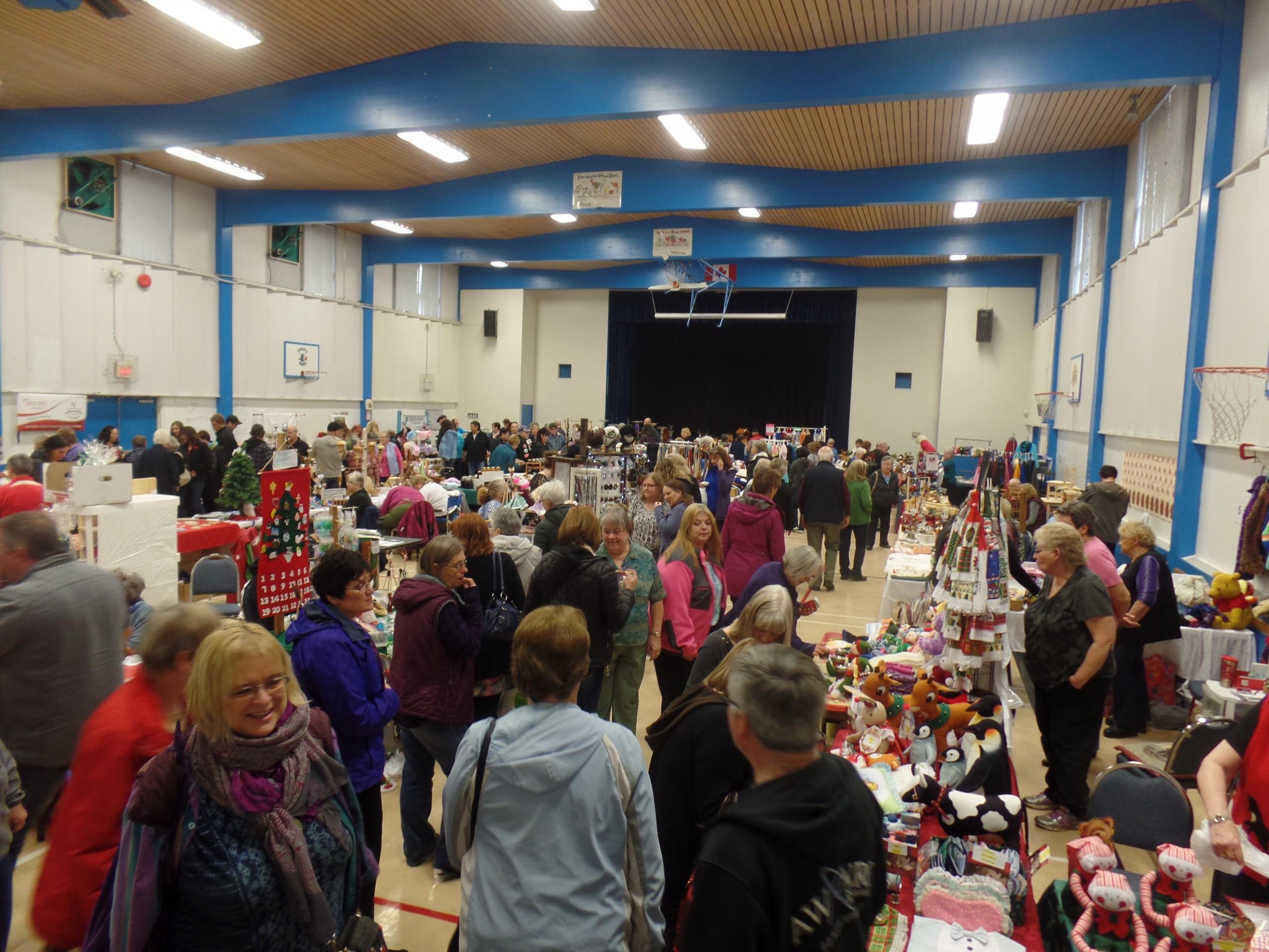 FunChaser @ St. Mary's Christmas Craft Fair