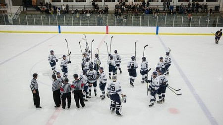 Cougars Hockey Teams Improving as they Approach the Mid-Season Point
