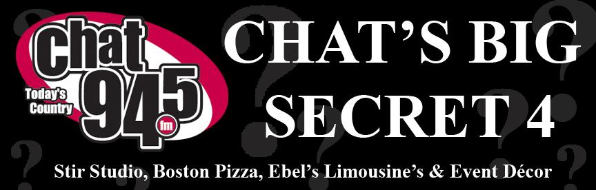 CHAT's Big Secret 4