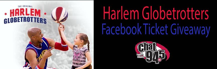 Harlem Globetrotters Facebook Free For All