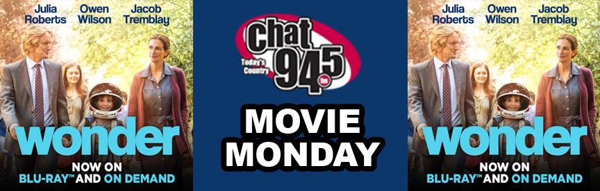 Movie Monday – Wonder