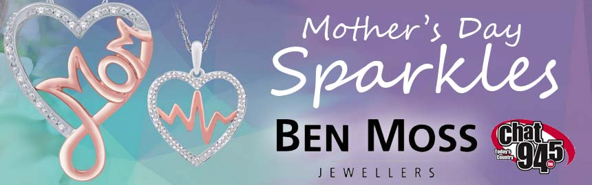 Mother's Day Sparkles with Ben Moss