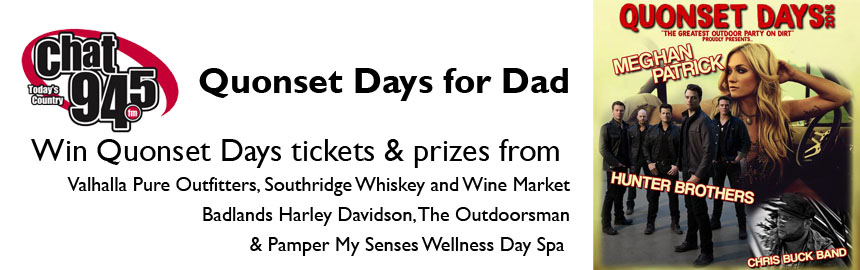 Quonset Days for Dad