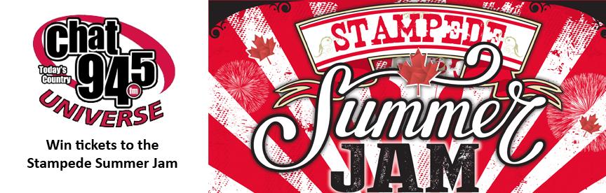 CHAT Universe – Stampede Summer Jam