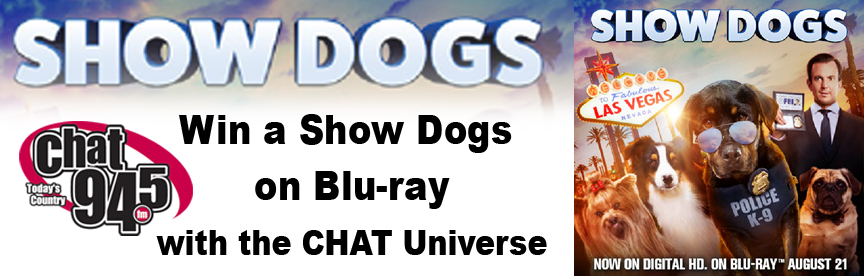 CHAT Universe – Show Dogs Blu-Ray