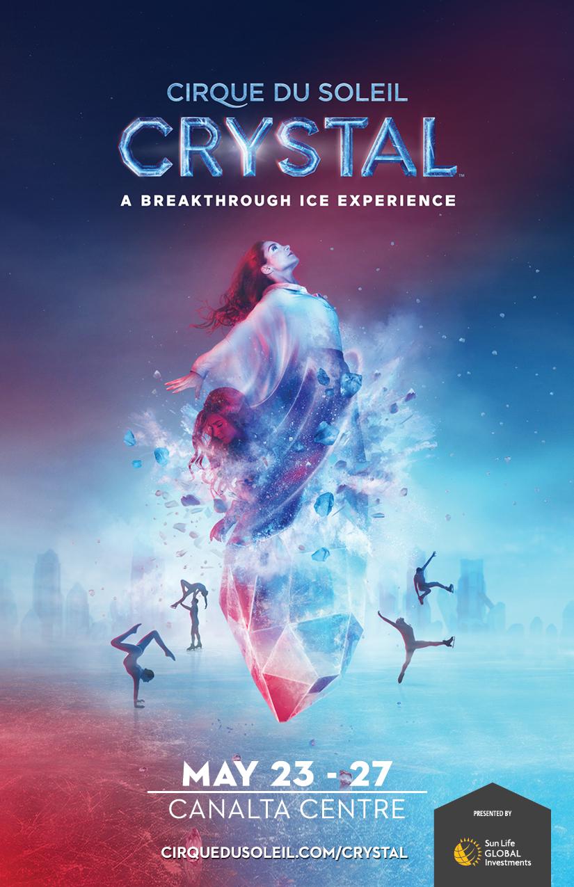 Cirque Du Soleil Crystal Poster