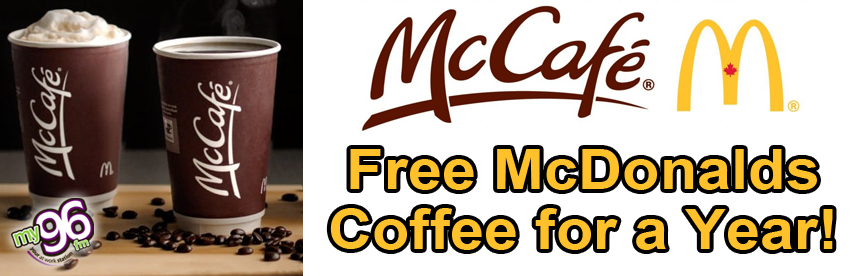 Free Coffee For a Year