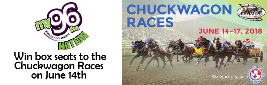 MY Nation – Chuckwagon Races