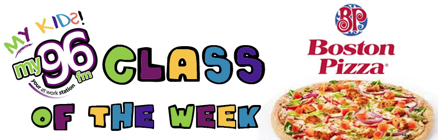 Feature: https://my96fm.com/my-kids-class-of-the-week/