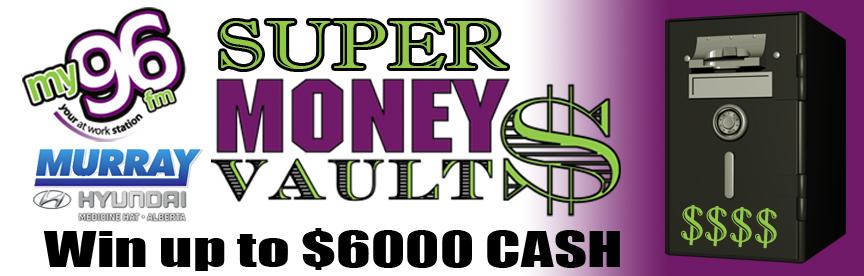 MY96 Super Money Vault powered by Murray Hyundai