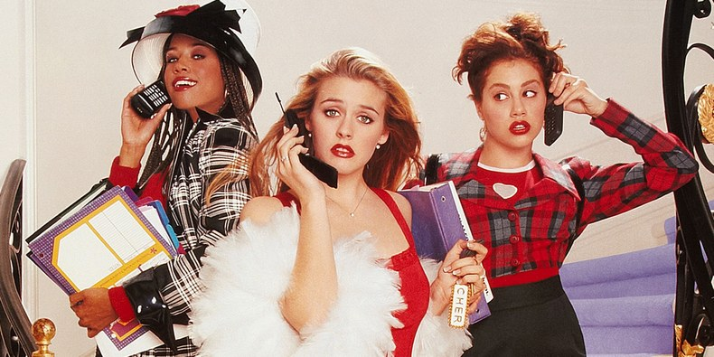 AS IF!  'Clueless' is getting a remake!