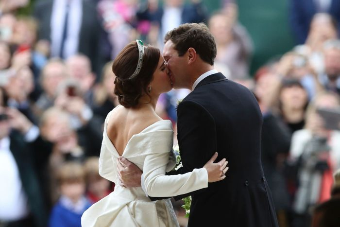 Check out the photos from Princess Eugenie's wedding