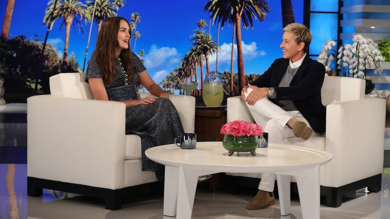 Keira Knightly doesn't allow her daughter to watch 'Cinderella'