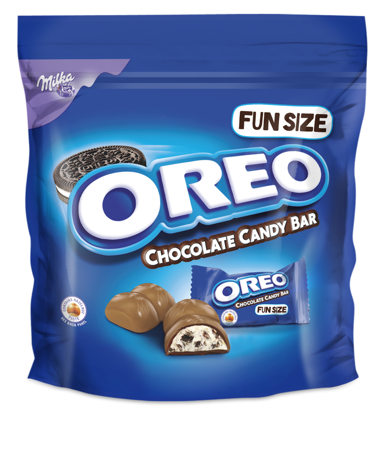 OREO is releasing Halloween candy