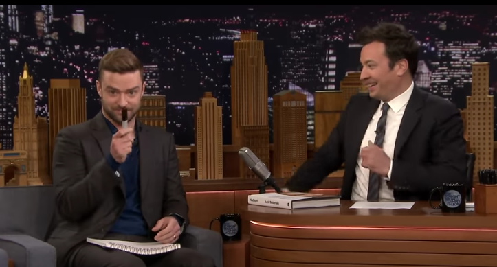 Timberlake Cancels Edmonton... Does Hilarious 'Silent' Interview.