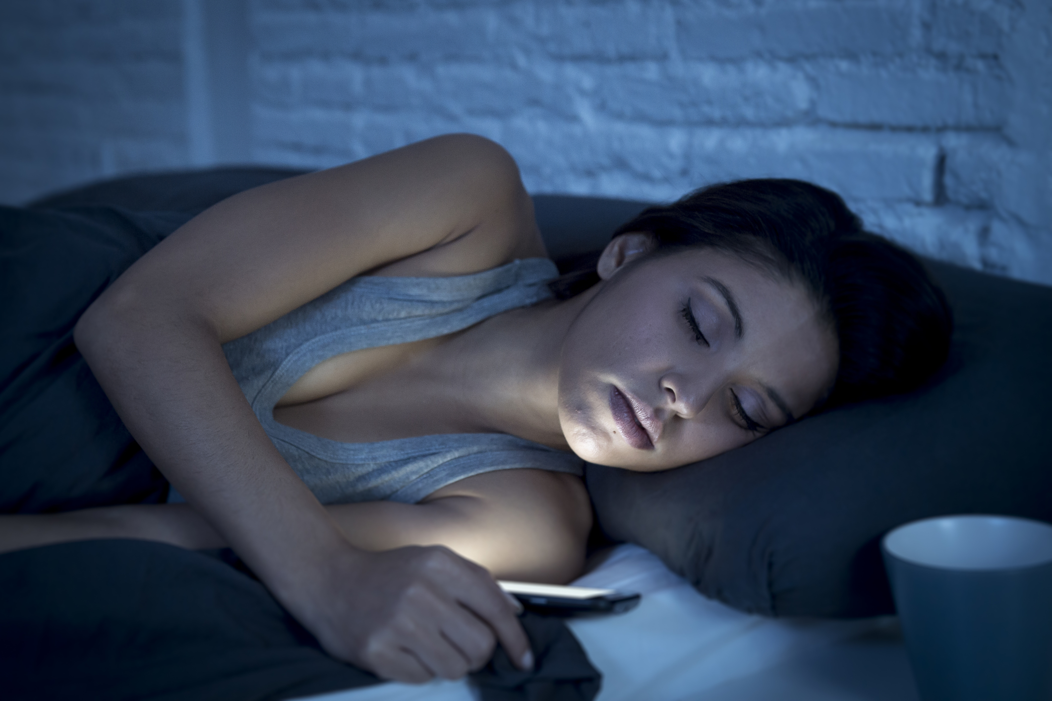 People are now 'sleep texting'