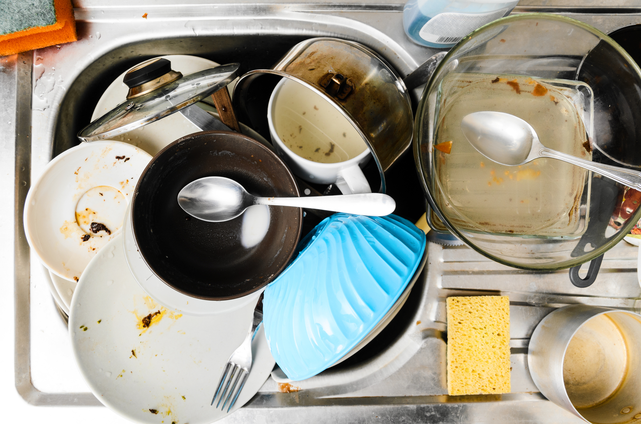 Good news if you hate hand washing dishes
