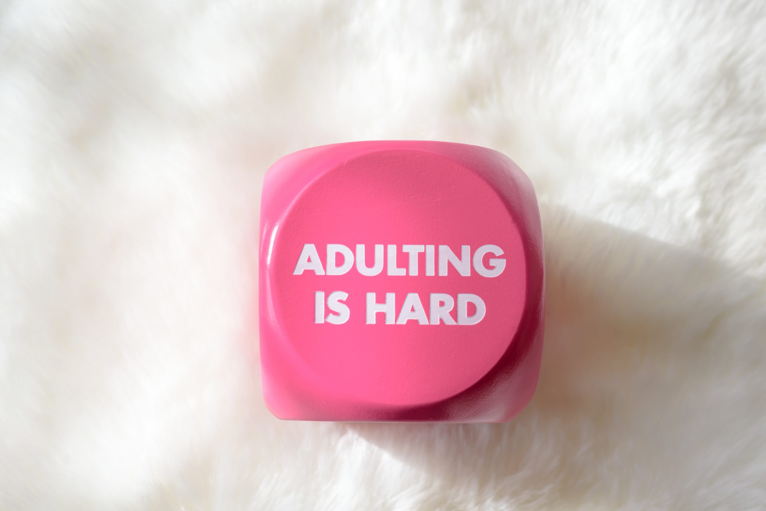 What ADULT task can you still not master?
