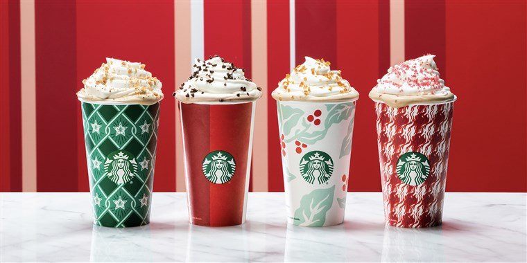 Will people be offended by this year's Starbucks Holiday Cups?