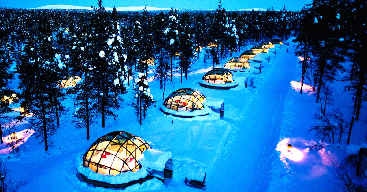 Canada could get it's own Ice Igloo Hotel