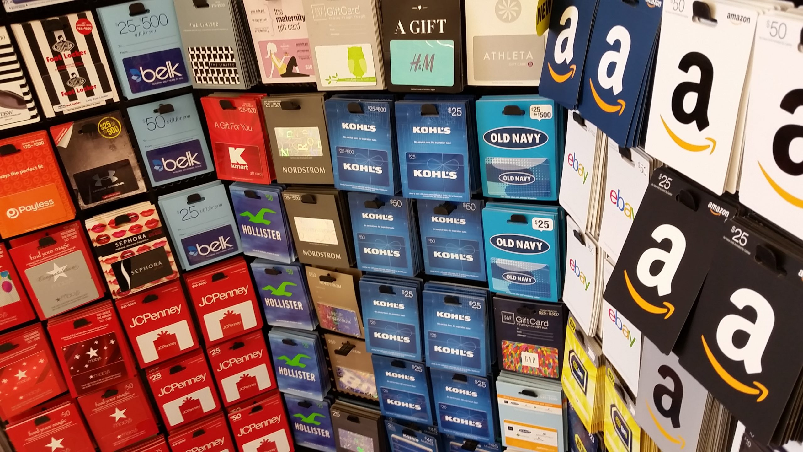 If You Could Have A Gift Card For Anything, What Would It Be?