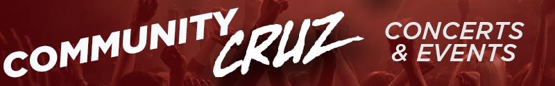 Feature: http://1005cruzfm.com/community-cruz/