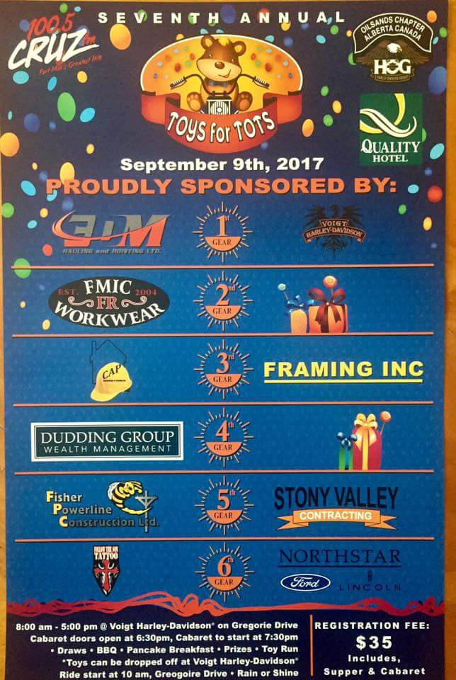 Toys For Tots 2017 Poster : Toys for tots mix