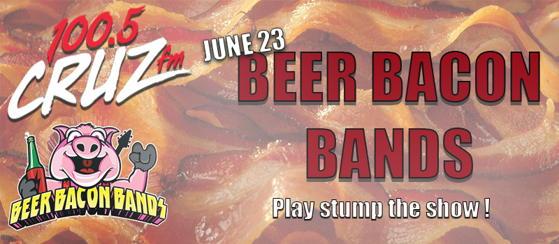 Feature: http://www.cruzradio.com/2018/04/18/beer-bacon-bands-beat-the-box-office/