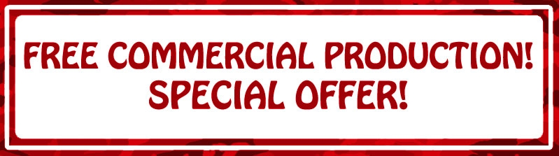 Special Offer Banner - red