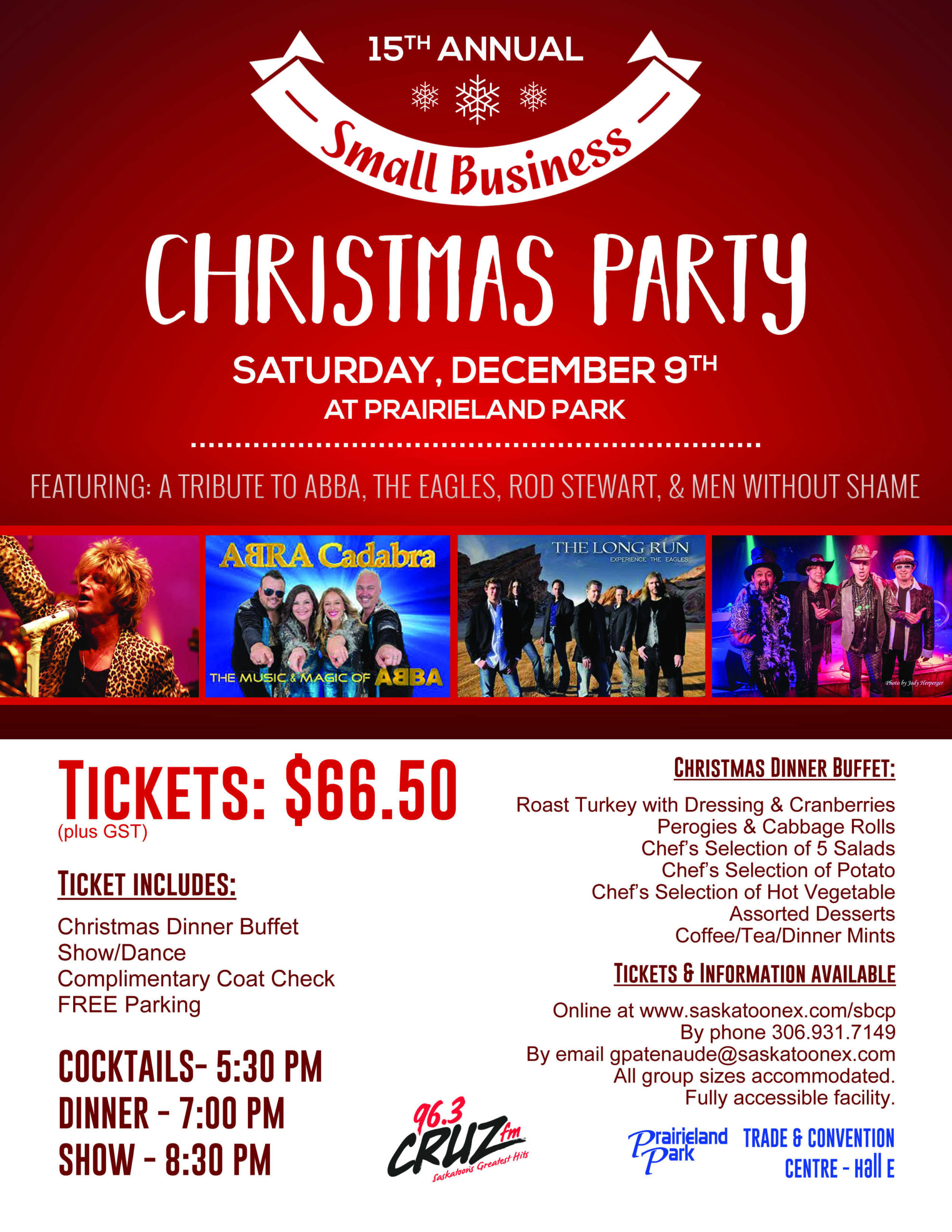 Looking For Something Great Your Small Business To Do A Christmas Party This Year Look No Further Than Prairieland Park S