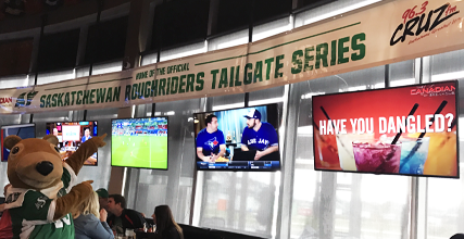 Riders Tailgate Series- Playoffs!