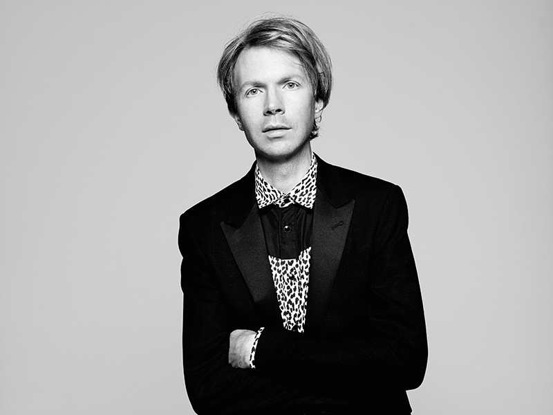 "Beck shares the video for ""Colors"" starring... ALISON BRIE! Be excited!"