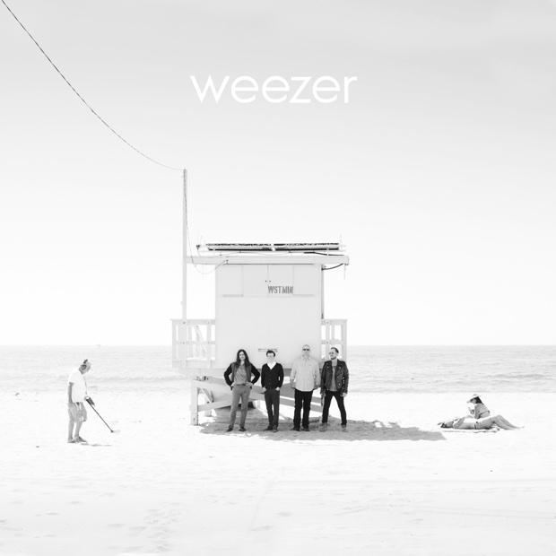 Weezer Get White