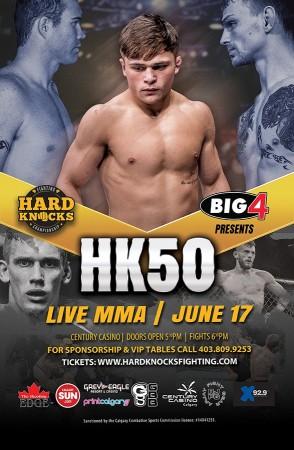 Hard Knocks Fighting - HK50