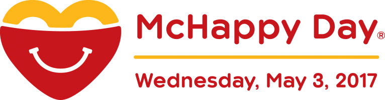 McHappy Day- May 3